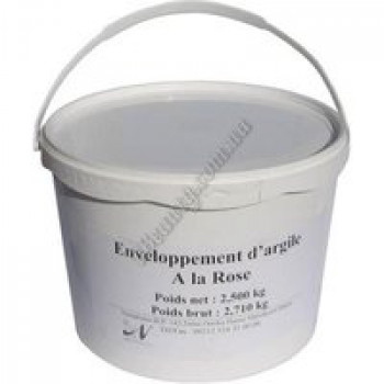 Обертывание белая глина + мята для тела Nectarome, 0,5 кг