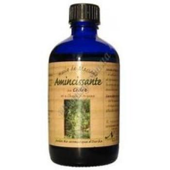 Масло массажное для похудения аргания + атласский кедр Nectarome, 100 мл