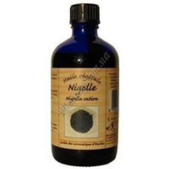 Масло нигелле (калинджи, черного тмина) косметическое (холодного прессования) Nectarome, 100 мл