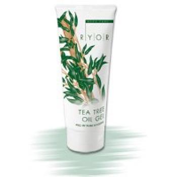 Гель с чайным маслом для интимной гигиены Ryor, 200 мл