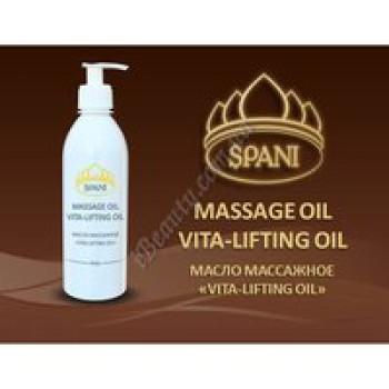 "New! Масло массажное ""Vita Lifting Oil"" Spani, 400 мл"