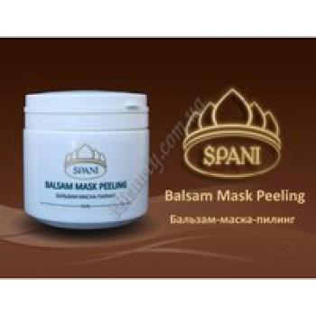 Бальзам-маска-пилинг для тела Spani, 500 мл