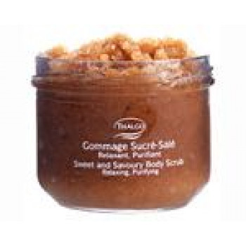 Sweet and savoury body scrub / Сладко-соленый скраб
