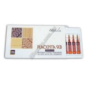 Активный лосьон для волос Плацента Себ PLACENTA SEB LOZIONE ATTIVA BES, 12х10 ml