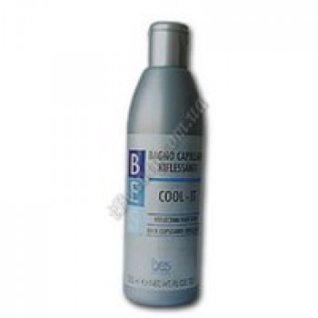Шампунь антижелтый COOL-IT BES, 300 ml