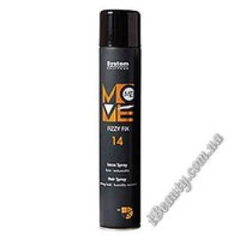 Лак-спрей для волос сильной фиксации - 14  MOVE-ME Fizzy Fix, DIKSON, 500 мл