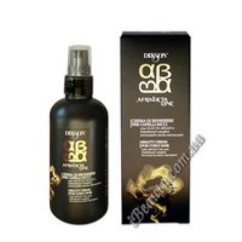 Улучшающий крем для пористых и кудрявых волос с маслом аргана с функцией выравнивания и термозащиты - ArgaBeta Crema, DIKSON, 150 мл