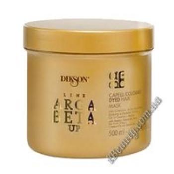 Восстанавливающая маска для окрашенных волос - Dikson Argbeta Up Maschera Capelli Colorati, DIKSON, 500 мл