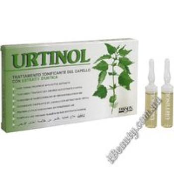 Тонизирующее средство с экстрактом крапивы в ампулах - URTINOL, DIKSON, 10х10 мл