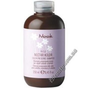 Шампунь  сохраняющий насыщенный оттенок окрашенных волос - Color Preserve Shampoo  PH 5.5, MAXIMA, 250 мл