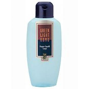 Бодрящий шампунь для волос и тела Green Light