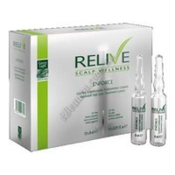 Лосьон активный против выпадения волос - RELIVE™ ENFORCE Green Light, 12x8