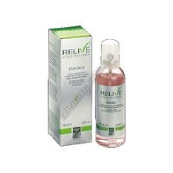 Капли энергетические профилактические против выпадения волос - RELIVE™ ENFORCE Green Light, 100 ml