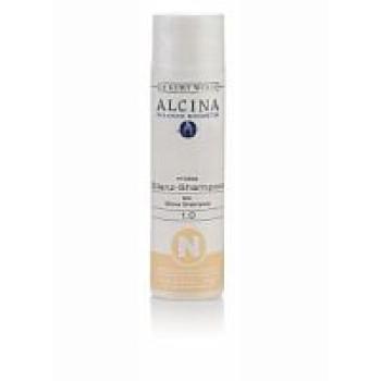 Шампунь для умеренного блеска волос 1.0 Alcina, 250 ml