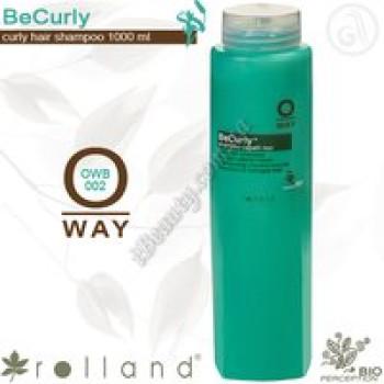 BeCurly шампунь для вьющихся волос Rolland, 1000 мл