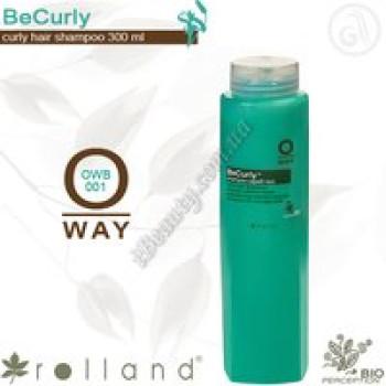 BeCurly шампунь для вьющихся волос Rolland, 300 мл