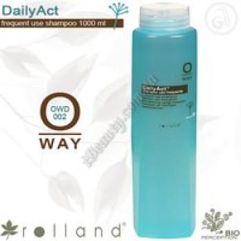 Daily Act шампунь для ежедневного использования Rolland, 1000 мл