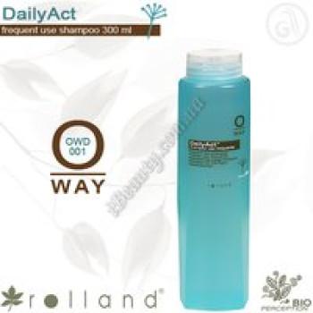 Daily Act шампунь для ежедневного использования Rolland, 300 мл
