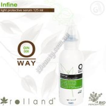 Infine Защитная сыворотка для блеска волос Rolland, 125мл