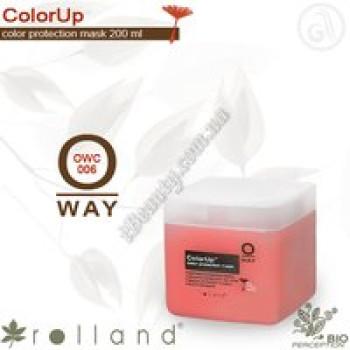 Маска для окрашеных волос Rolland, 200 мл