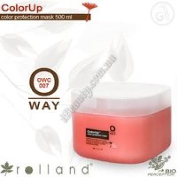 Маска для окрашеных волос Rolland, 500 мл