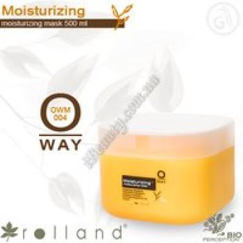 Moisturizing маска для увлажнения волос Rolland, 500 мл
