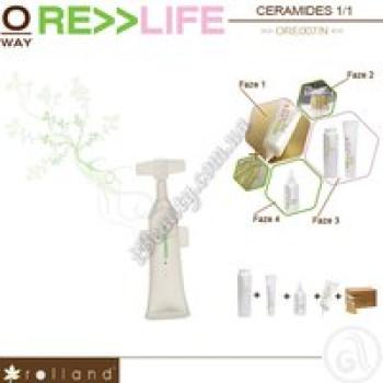 Керамиды для реконструкции волос Rolland, 15x3мл