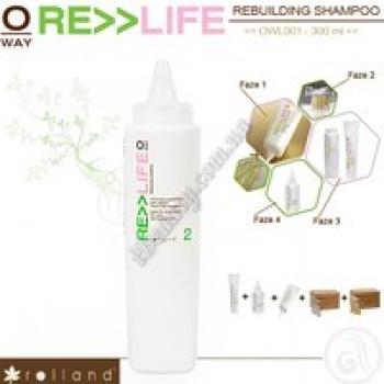 Шампунь для реконструкции волос Rolland, 300мл
