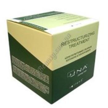 Комплекс для восстановления ослабленных и поврежденных волос - Restructurizing Treatment Rolland, 6 шт * 10 мл