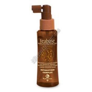 Очищающий лосьон для кожи головы (используется перед шампунем) - DETOXIFYING COMPLEX Tecna, 100 мл