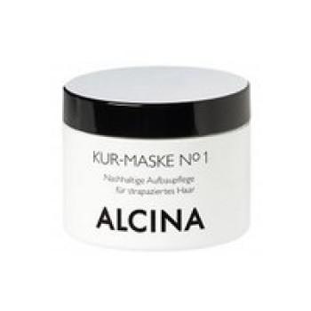 Увлажняющая маска для окрашенных волос №1 Alcina, 200 ml