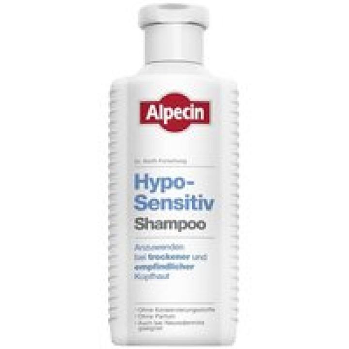 Alpecin Hypo-Sensitiv Шампунь для сухой и чувствительной кожи головы, 250ml