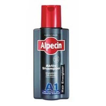 Alpecin шампунь с кофеином для нормальной и сухой кожи головы А1, 250 ml