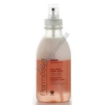 Двухфазный спрей-кондиционер для окрашенных волос с экс. личи и маслом энотеры Barex, 250 ml