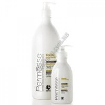 Бальзам для осветленных волос с экс. янтаря и медом Barex, 1000 ml