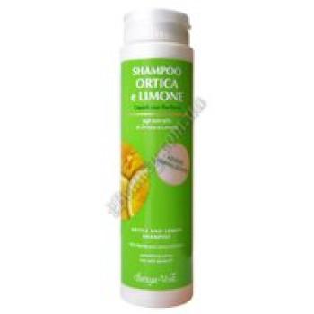 Шампунь от перхоти с крапивой и лимоном Bottega Verde, 200 ml