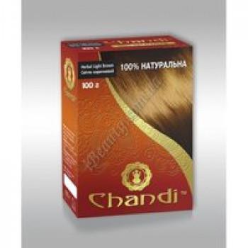 Лечебная краска  Чанди. Светло коричневый Chandi, 100г