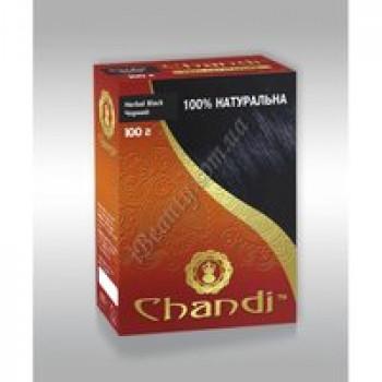 Лечебная краска  Чанди.Черный Chandi, 100г