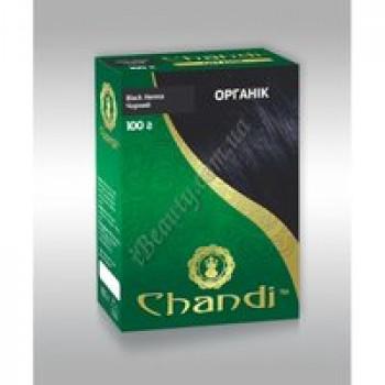 Серия Органик.Черный Chandi, 100г