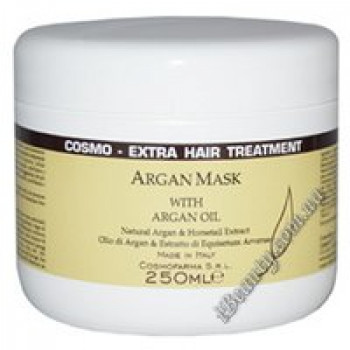 Маска-кондиционер с аргановым маслом Cosmo ExtraHair Treatment (Nutri Mask Conditioner with Argan Oil)  , Cosmofarm, 250 ml