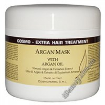 Маска-кондиционер с аргановым маслом Cosmo ExtraHair Treatment (Nutri Mask Conditioner with Argan Oil) , Cosmofarm, 500 ml