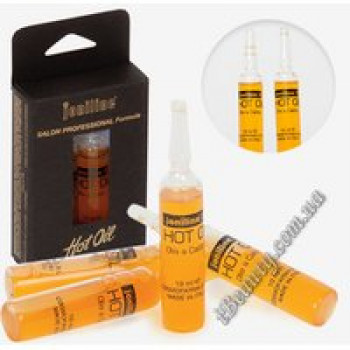 Горячее масло для волос (Hot Oil Hair Treatment) , Cosmofarm, 4х10 ml