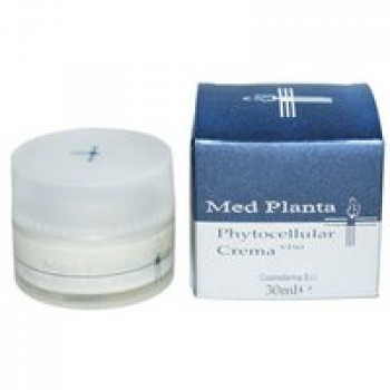 Фитоклеточный крем для лица MedPlanta - Phytocellular Facial Cream  , Cosmofarm, 30 ml