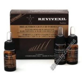 Лосьон от выпадения волос Revivexil , Cosmofarm, 3x10 ml
