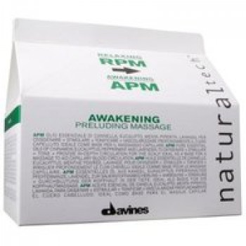 RPM+APM  релакс+пробужд, массаж Davines, 12*12 ампул