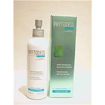 Спрей с Гингко Билоба - увлажнение и защита сухих, окрашенных, мелированных волос