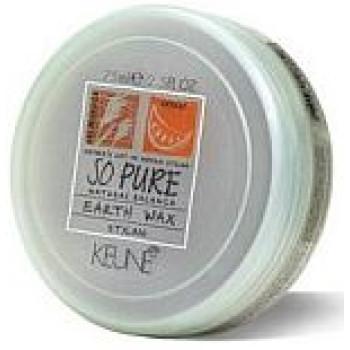 Воск Земля/ SO PURE EARTH WAX / Natural balance - spa для волос