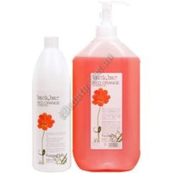 Шампунь красный апельсин - BACK BAR RED ORANGE SHAMPOO FarmaVita, 1000 ml