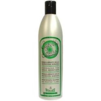 Шампунь очищающий для жирной кожи головы  - WONDER SHAMPOO GRASSI Gestil, 500 ml