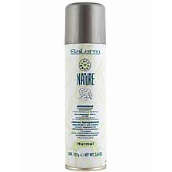 Salerm Nature гипоаллергенный лак для волос нормальной фиксации